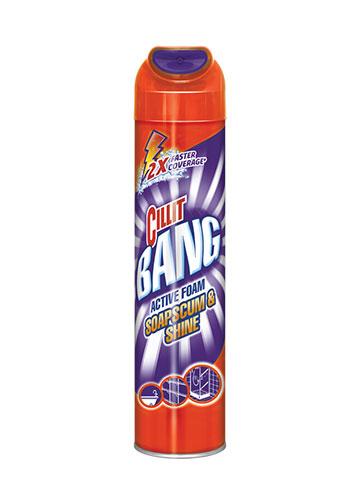 Cillit Bang Спрей-пяна за баня