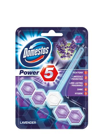 Domestos Power5 Lavender