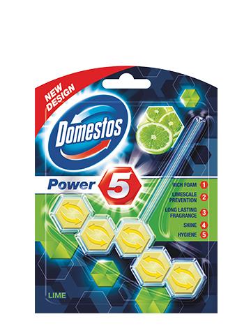 Domestos Power5 Lime