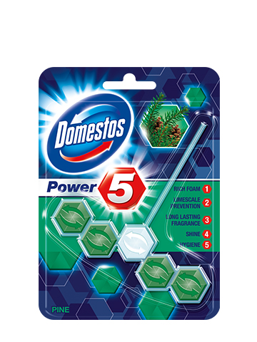 Domestos Power5 Pine