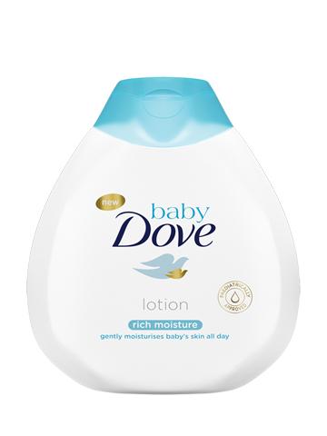 Dove Baby Lotion Rish