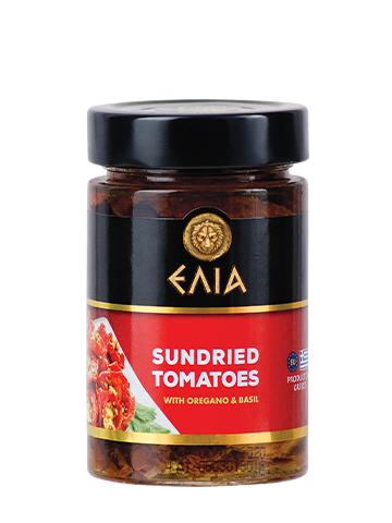 Сушени на слънце домати