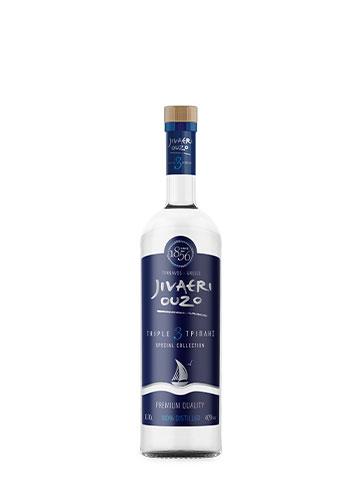 JIVAERI Ouzo700ml TRIPPLE