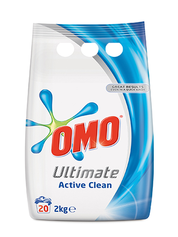 OMO Ultimate Active Clean 2kg