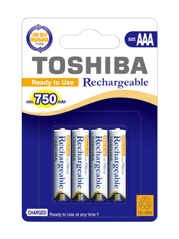 RECHARGEABLE Батерии