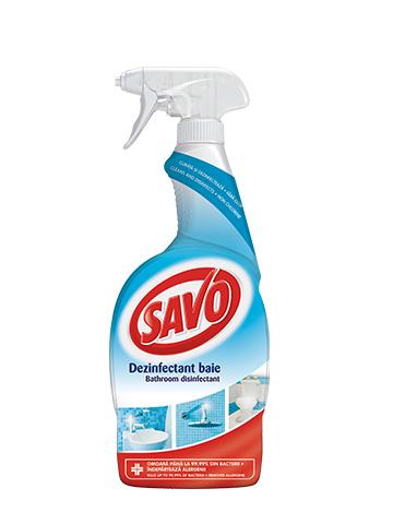 SAVO Antibacterial Bath