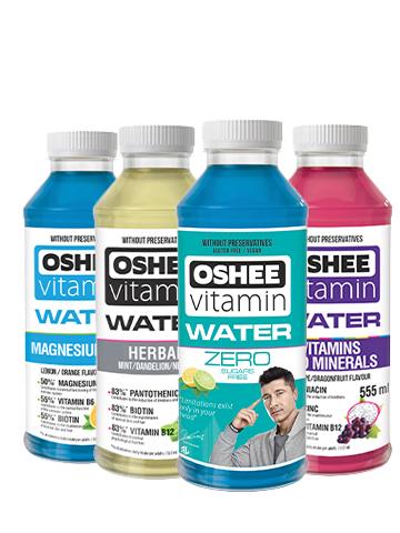 Води с витамини