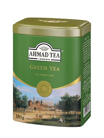 Metal Caddy - насипен черен чай и зелен чай