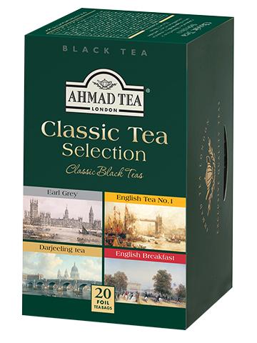 Чай селекция