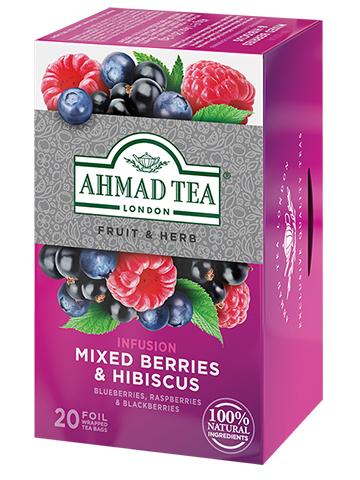 Плодов и билков чай