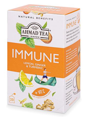 Natural Benefits - плодов и билков чай