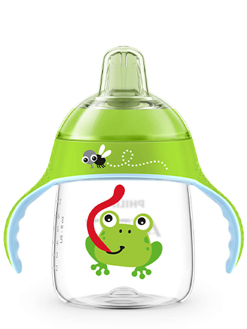 AVENT_Cup_withSpoutFrog260-ml