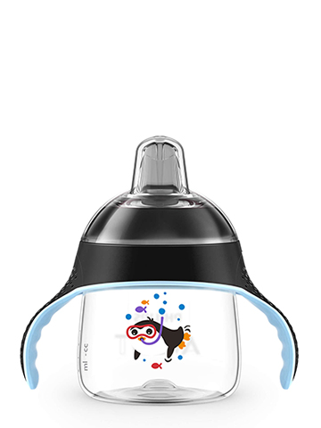 AVENT_Cup_withSpoutPingvin200-ml