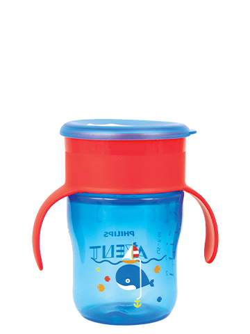 AVENT_HandlesCupWhale260ml