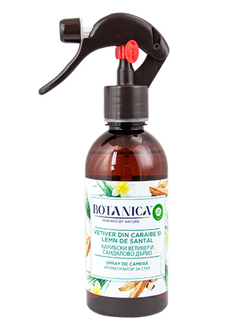 Botanica Room Spray